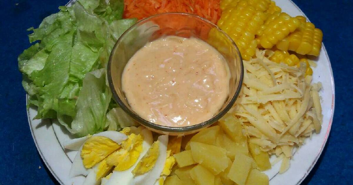 Resep Salad Sayur