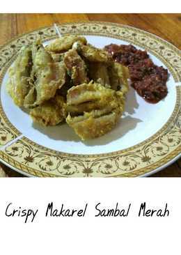 Crispy Makarel Sambal Merah