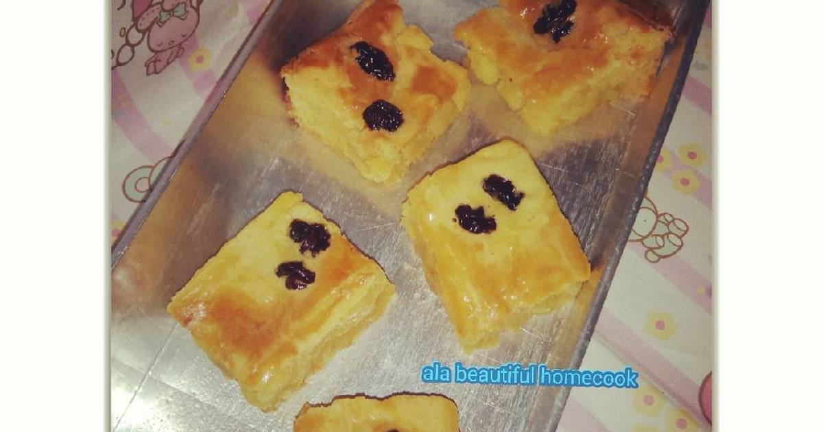 Resep Dutch Butter Cake