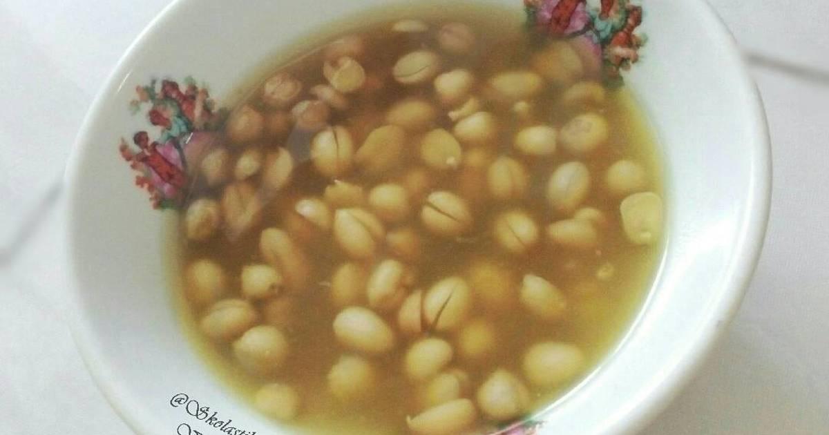 Resep Wedang Kacang Kuah