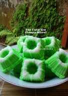 Kue Putu Ayu Lembut Simpel (Tanpa Mixer)