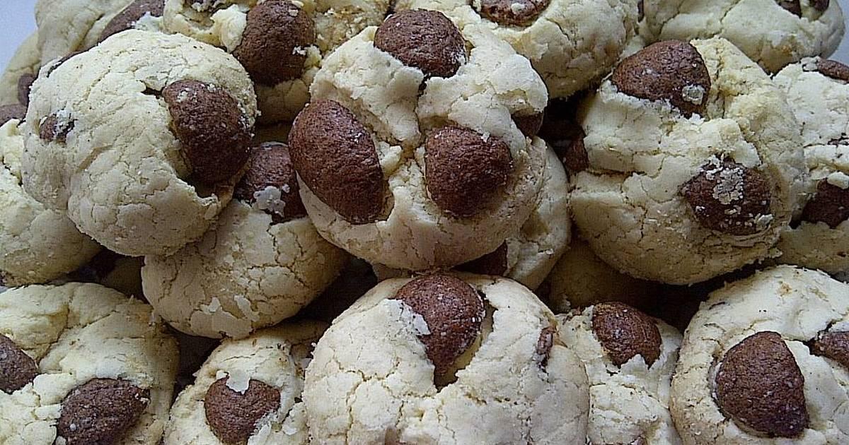 Resep Kue Sagu Cococrunch yg renyah tp lumer dimulut 👌
