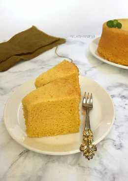 Gluten free Orange chiffon cake #PR_anekachiffon