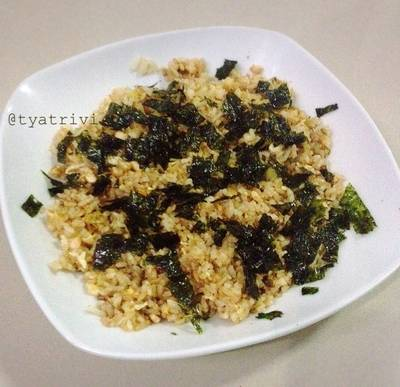 Chicken and Mushroom Butter Rice