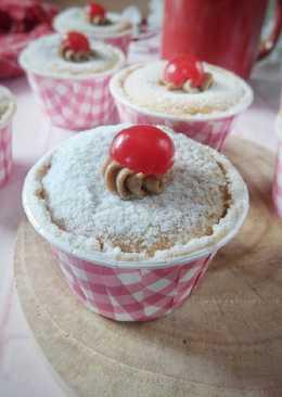 Hokkaido Chiffon Cupcake #PR_AnekaChiffon