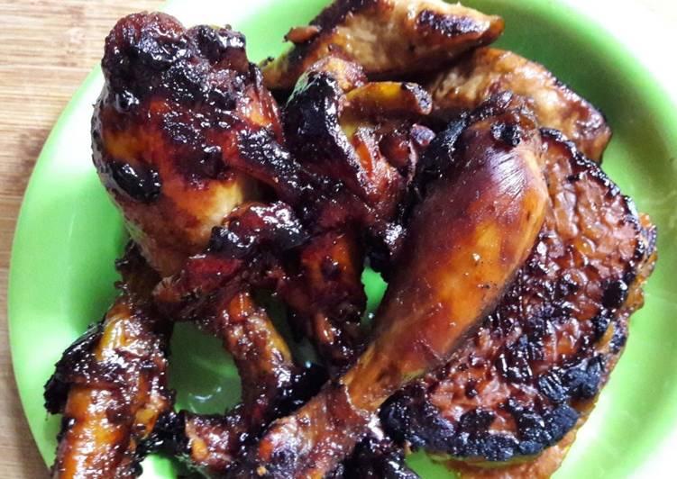 Bacam Ayam, Tahu dan Tempe