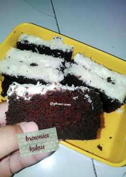 Brownies kukus #BikinRamadanBerkesan
