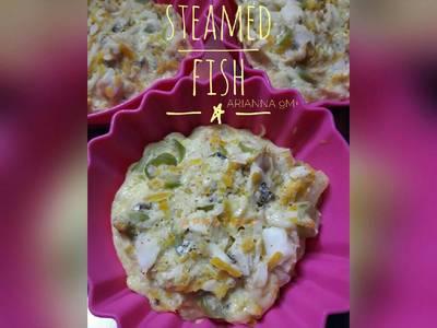 Steamed Fish (MPAsi Arianna 9m+)