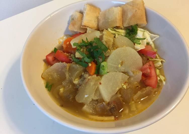 Resep Soto Mie Jakarta Oleh Eta Cooking With Cookpad