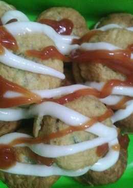 Takoyaki mantap 👌