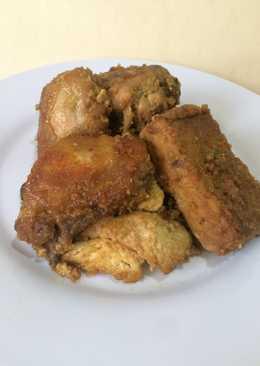 Ayam Tahu Tempe Bacem Panggang Yummyyyh