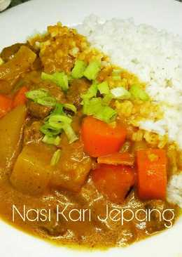 Nasi Kare Jepang