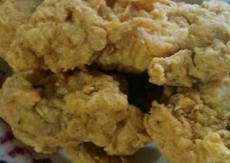 Ayam Tepung ala2 CFC