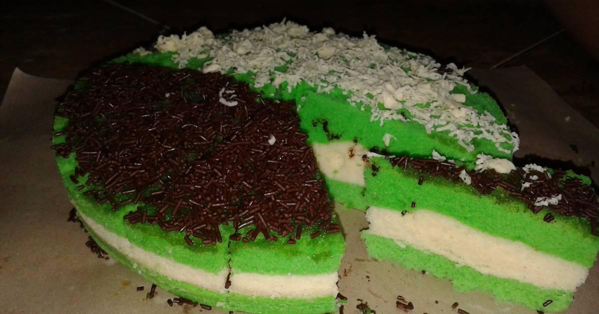 Resep cake kukus ala mama aqila