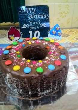 1174 resep kue ultah kukus tanpa mixer enak dan sederhana Cookpad