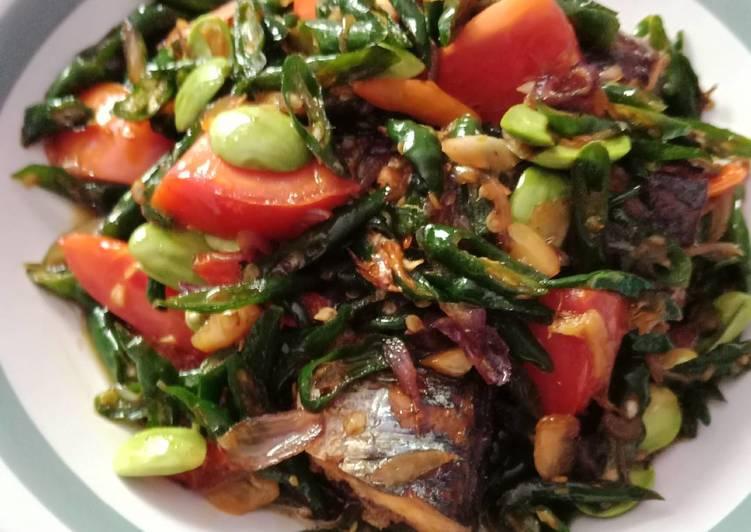 Ikan Pindang Salem Cabe Ijo (masakan rumahan sederhana)