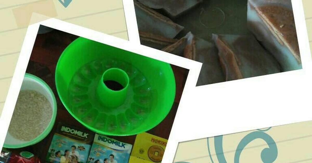 Cara Membuat Bola Bola Coklat Meses dari Biskuit Marie + Gambar