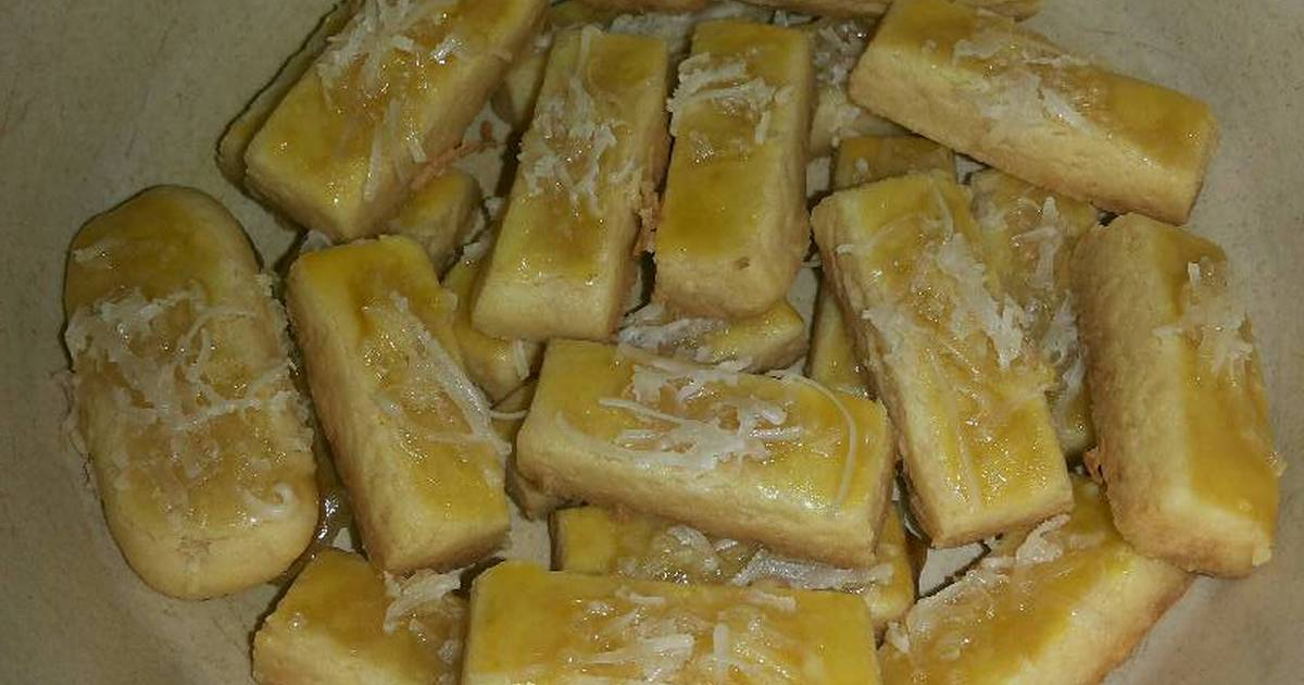 Resep Kastengels renyah magic com