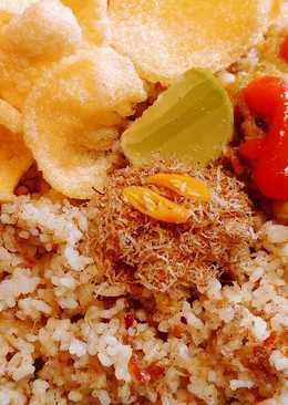 Nasi Goreng Kelapa Sangrai