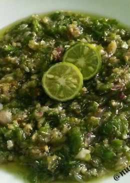 1 resep sambel merico enak dan sederhana   cookpad