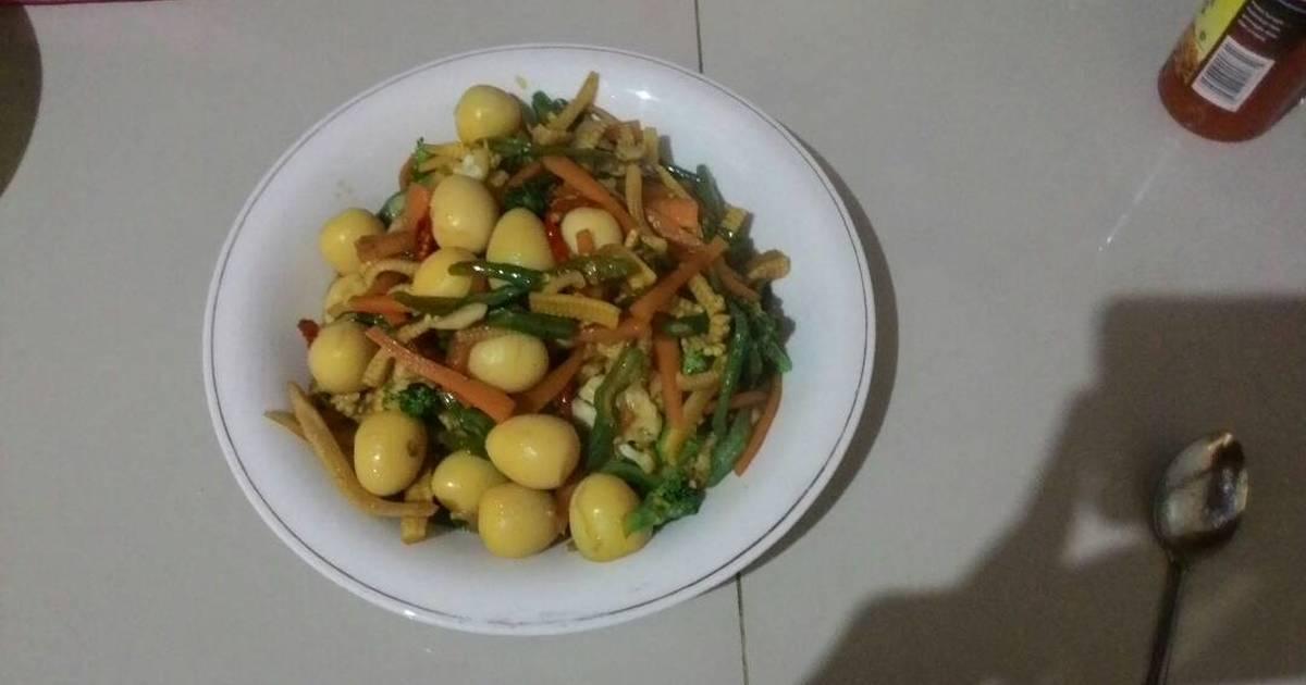 Diet dan Cantik dengan Capcay