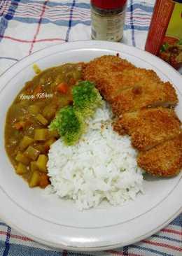 Kari Jepang (vegetables curry)