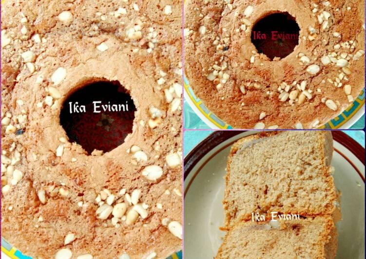 Oenbijtkoek (2) Bolu Rempah/Cake Gula Merah