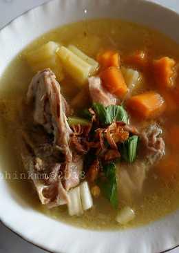 Soup ayam kampung