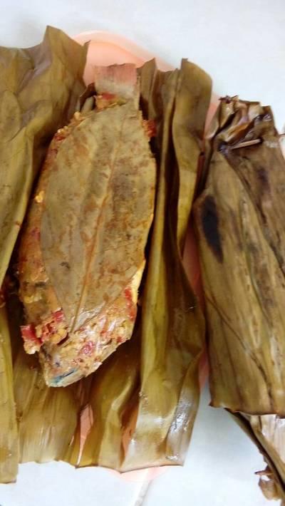 Nila pepedas (pepes pedas)