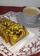 Butter marble cake (recipe by law thomas)