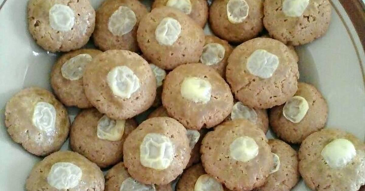 Resep Cookies chocolate cheese