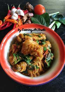 Ayam Bumbu Bali Pedas