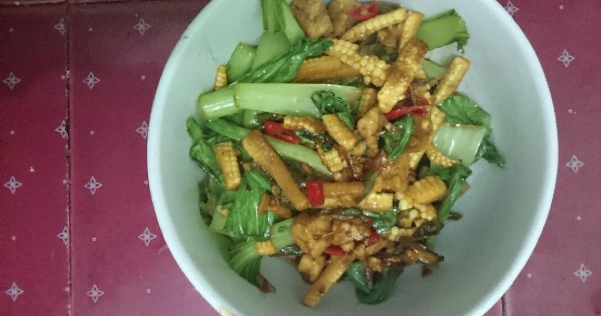 2 resep bhokcoy enak dan sederhana   cookpad