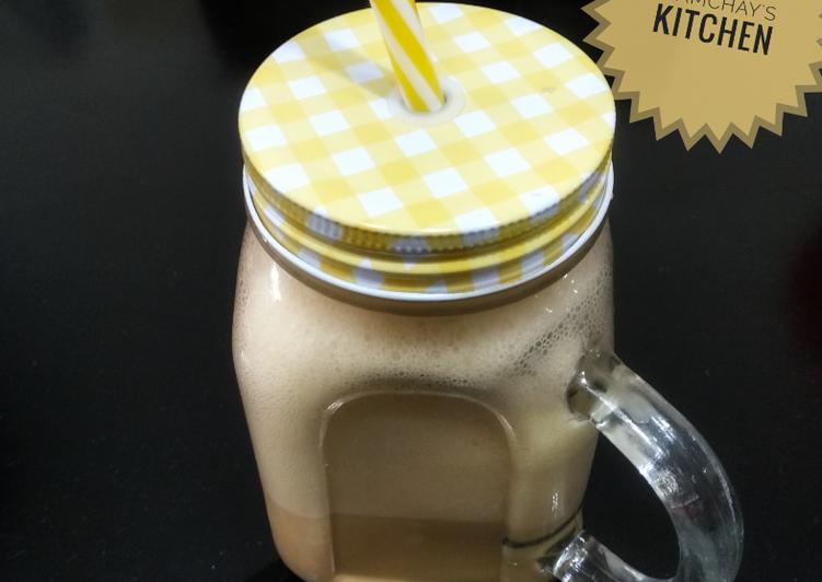 Soda Kopi #ketopad