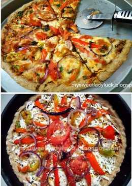 Veggie Pizza Simple