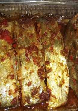 Ikan Kue Bakar Oven