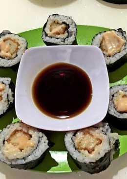 Nugget sushi
