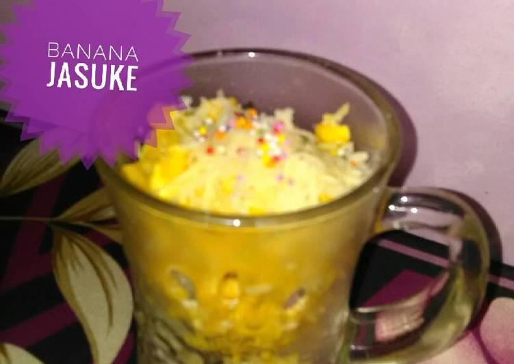Banana jasuke (# bikin Ramadhan berkesan -1)