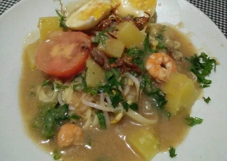 resep masakan Mie Rebus Didi ala Tanjung Pura/Medan