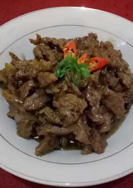 Beef Teriyaki with Kewpie Sauce