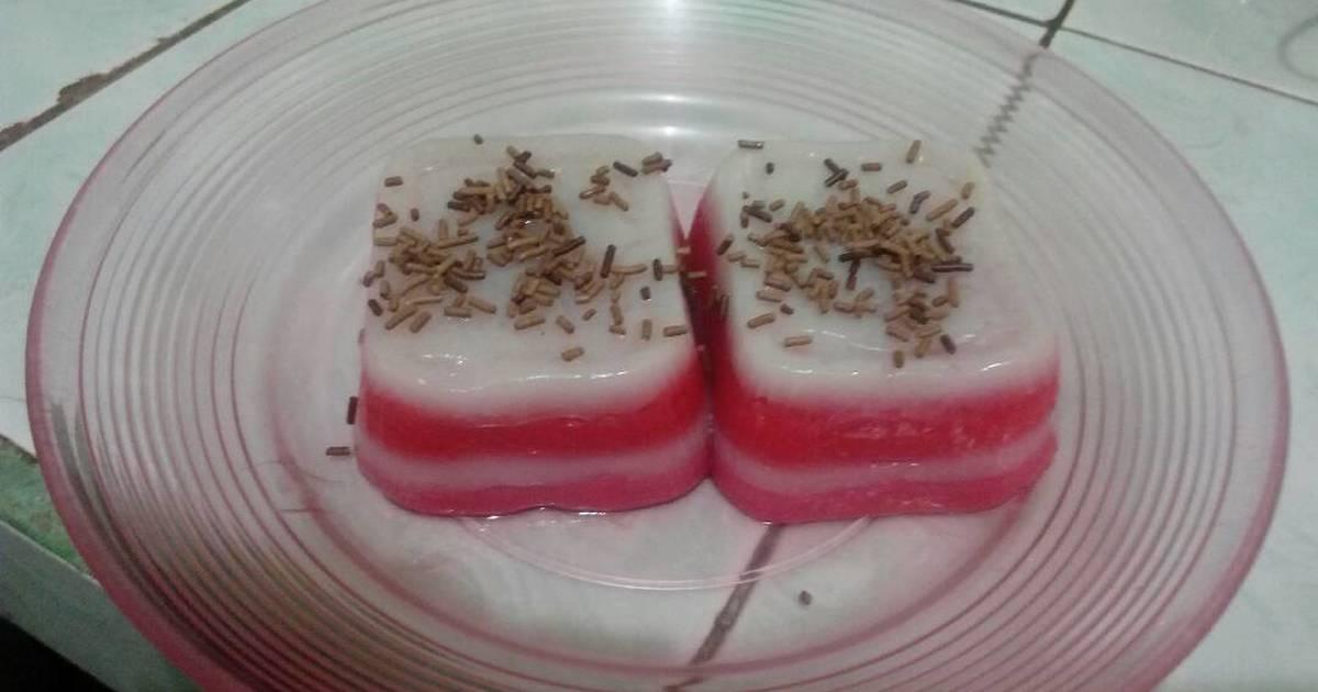 Resep Kue Lapis Merah Putih