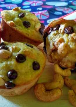 The Best Banana Muffin EVER,Super moist NO mixer #BikinRamadanBerkesan