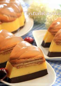 PUDING MARIE REGAL 3 LAPIS Yummy&Rich