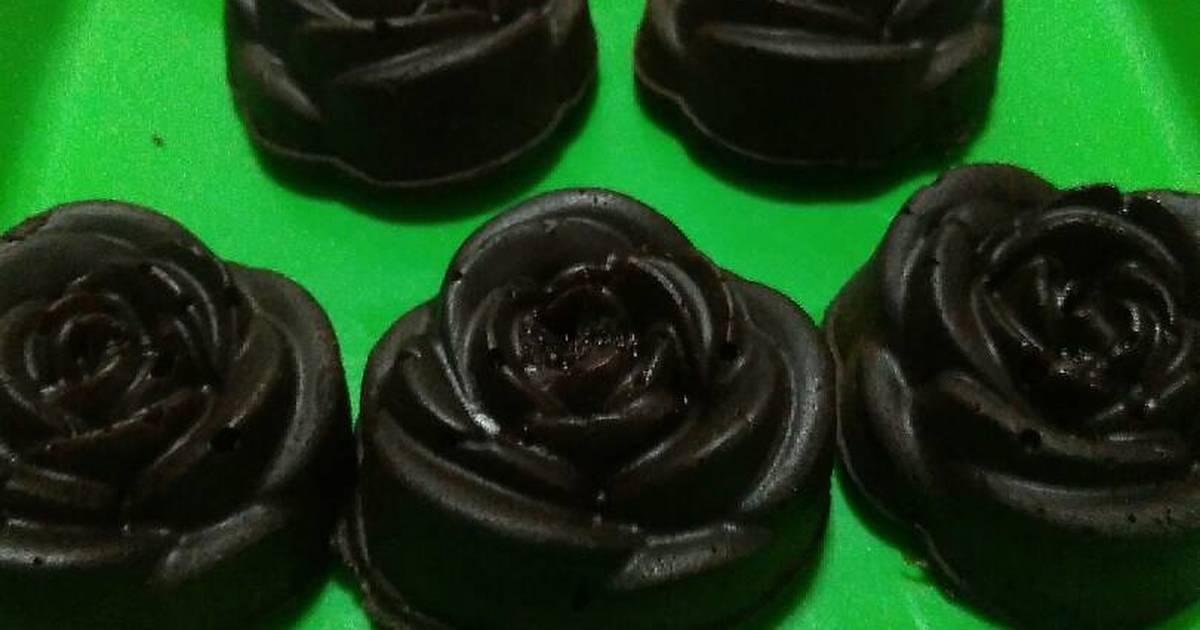 Resep Bolu mawar coklat tanpa mixer