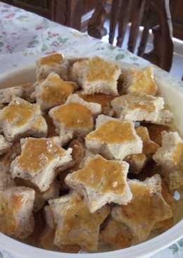 Kue kacang renyah