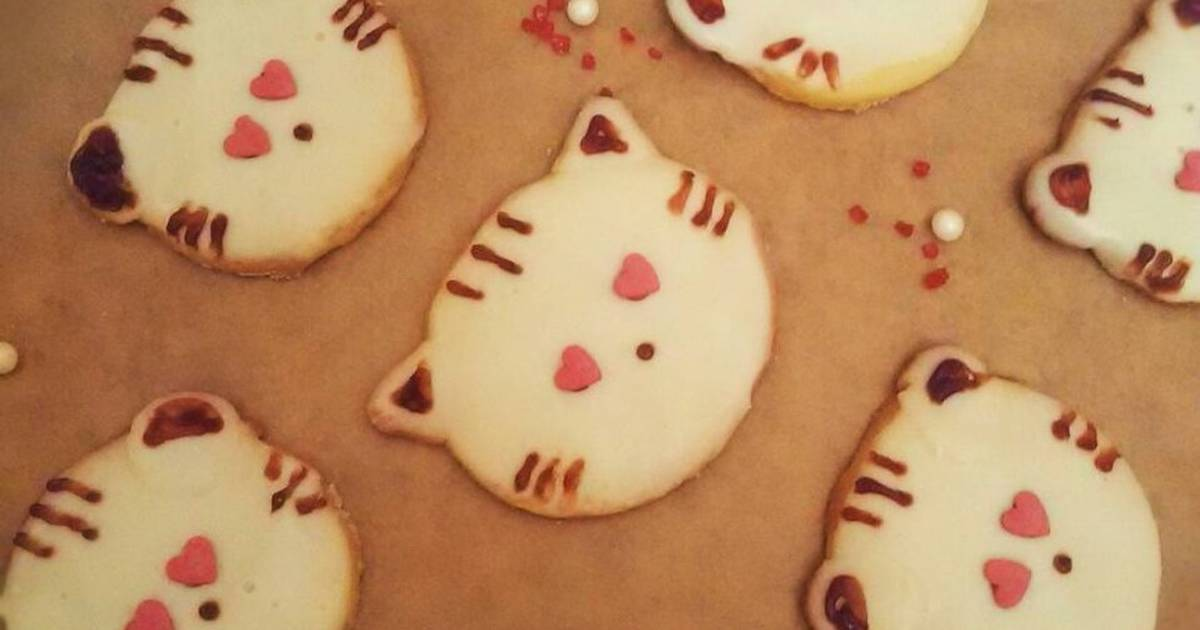 Resep kue kering kucing