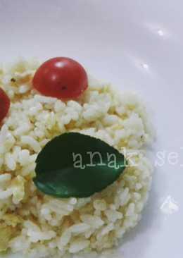 Nasi Margarin Aroma Sehat (no msg) - bekal anak