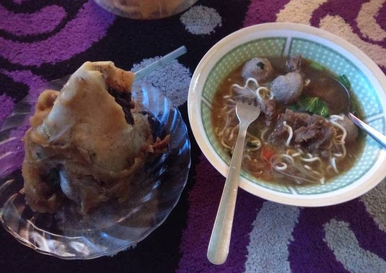 Resep Kuah Bakso Kiriman dari Wiwit Wulan Yuniati