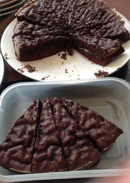 Brownies kukus (lumer)