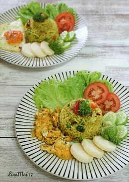 Nasi Goreng Kari Sayuran